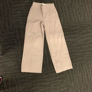 Pants Everlane Size 00. Like new without tags